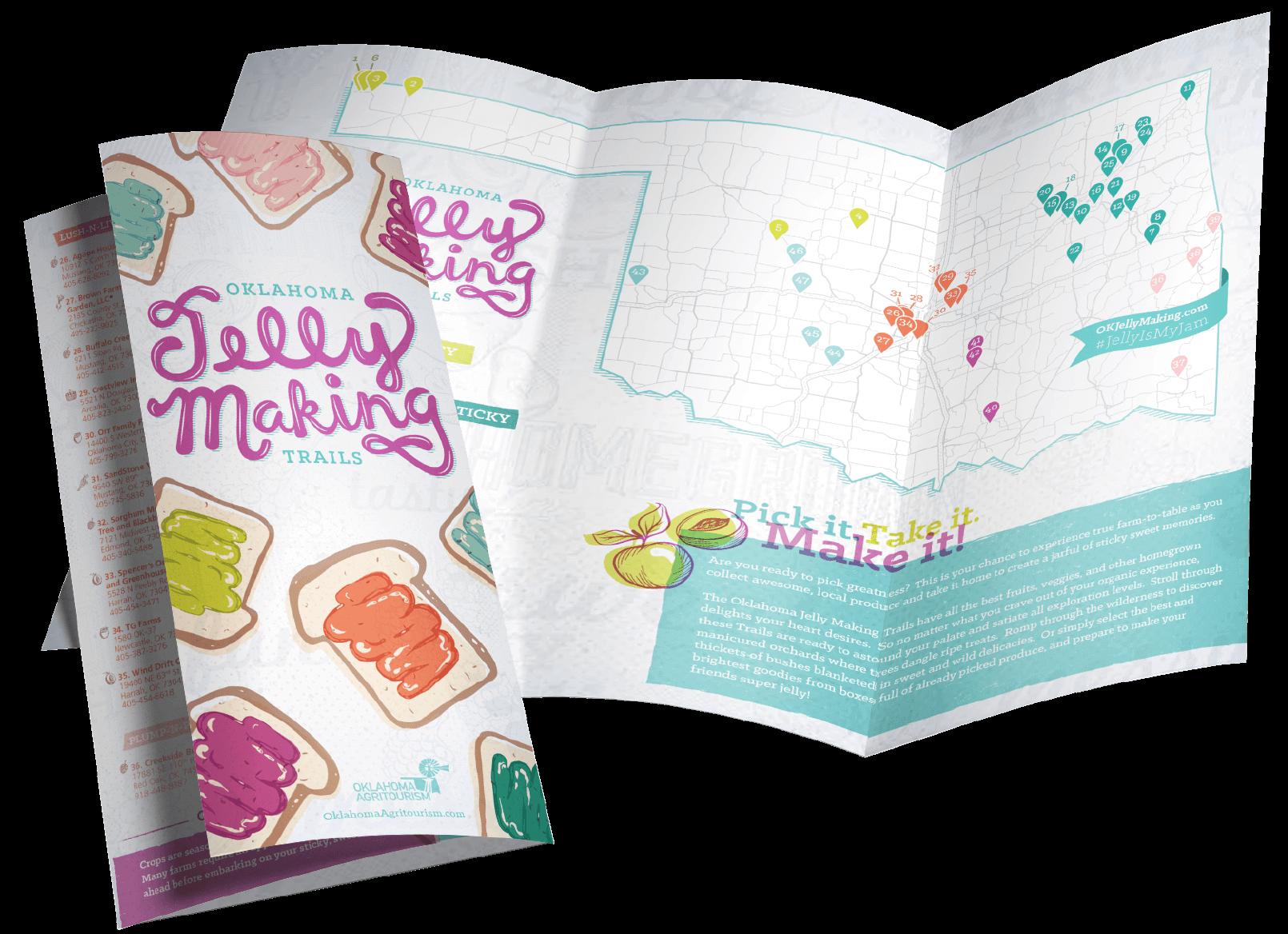 okag jelly brochure