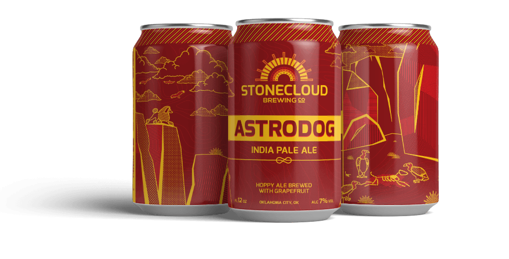 Stonecloud Astro Dog