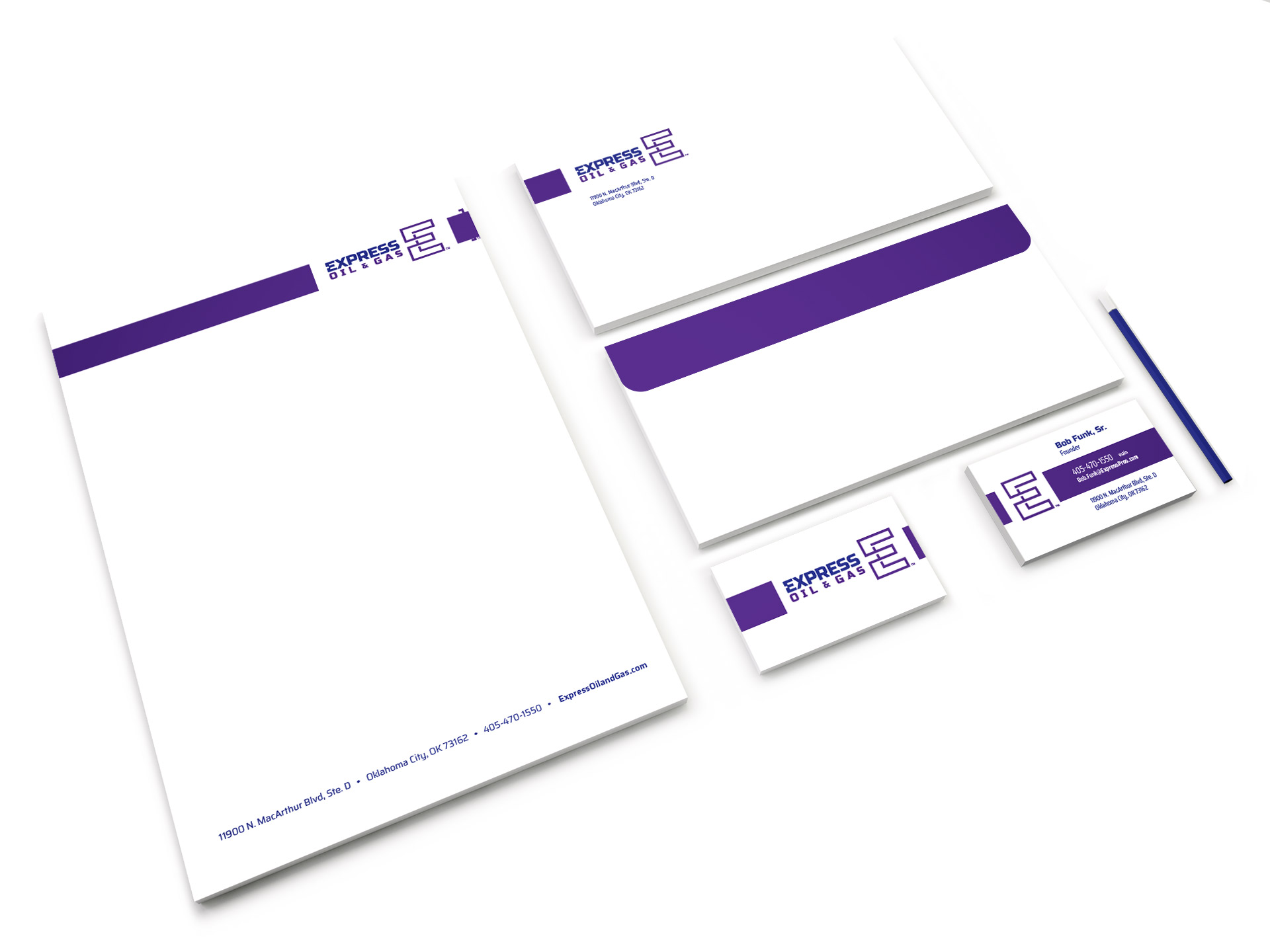 Express Oil & Gas - Stationary