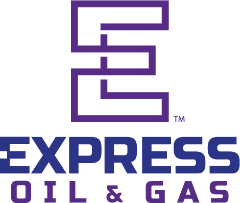 Epxress Oil Color Logo